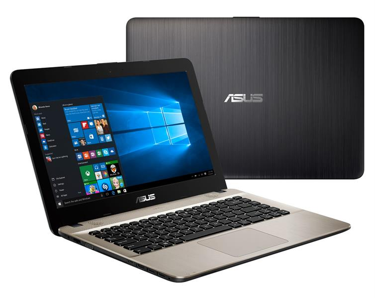 Asus X441UA WX427TS Intel® Core™ i3 _6006U _4GB _240GB SSD _VGA INTEL _Win 10