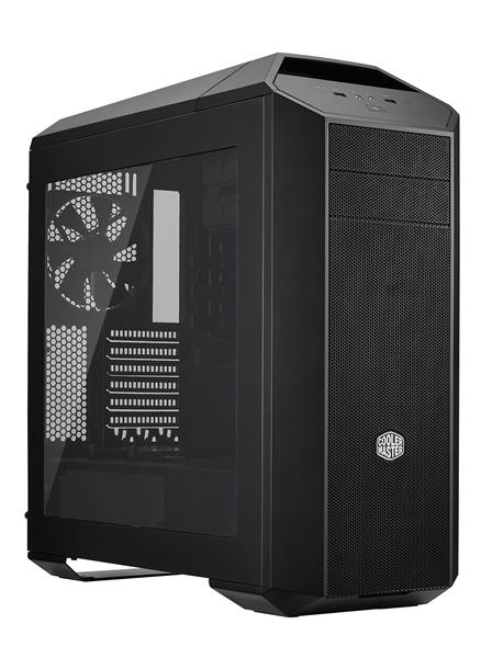 Case Cooler Master MasterCase Pro 5 Mid Tower Case with FreeForm Modular System 121017